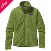 Patagonia Womens Emmilen Jacket - Green