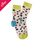 Doris & Dude Kids Spot Bamboo Socks