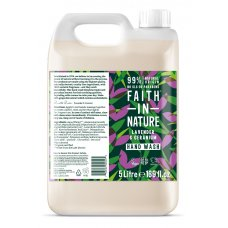 Faith In Nature Lavender & Geranium Hand Wash - 5L