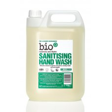 Bio D Sanitising Hand Wash Rosemary & Thyme - 5L