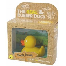 Real Rubber Duck - Yellow