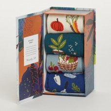 Thought Women's Allotment Bamboo Sock Gift Box