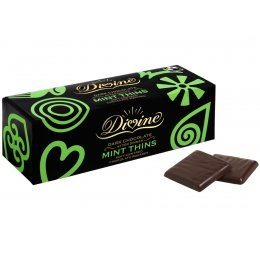 Divine Dark Chocolate Mint Thins