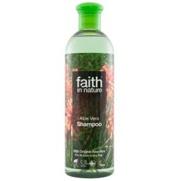 Faith In Nature Aloe Vera Shampoo - 400ml