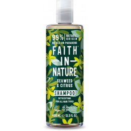 Faith In Nature Seaweed & Citrus Shampoo - 400ml
