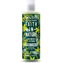 Faith In Nature Seaweed & Citrus Conditioner - 400ml