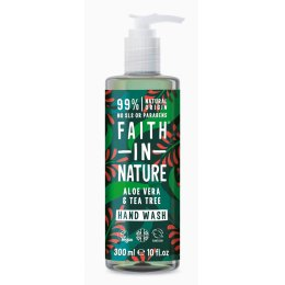 Faith In Nature Aloe Vera & Tea Tree Hand Wash - 300ml