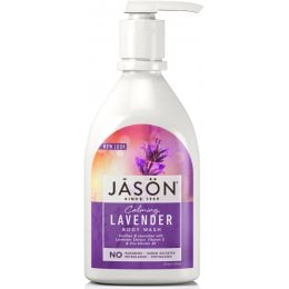 Jason Calming Lavender Body Wash - 900ml