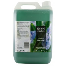 Faith In Nature Rosemary Shampoo - 5L
