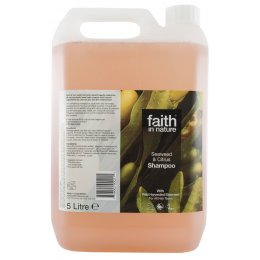 Faith In Nature Seaweed and Citrus Shampoo - 5L