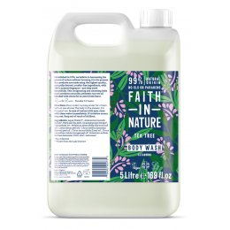 Faith In Nature Tea Tree Body Wash - 5L