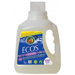 Earth Friendly Laundry Liquid - Lavender - 3 Litres