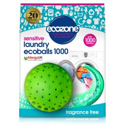 Ecozone Ecoballs ® - 1000 Washes -the original Eco Balls