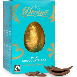 Divine Milk Chocolate Easter Egg - 55g