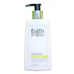 Faith in Nature Revitalising Body Lotion - 150ml