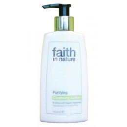 Faith in Nature Purifying Cleansing Lotion - 150ml