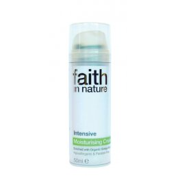 Faith in Nature Intensive Moisturiser - 50ml