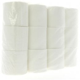 Ecoleaf Recycled Toilet Tissue - Pack of 12