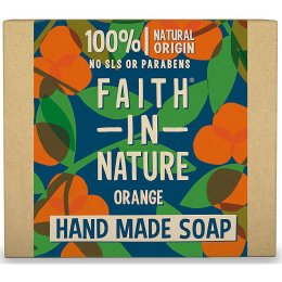 Faith in Nature Orange Soap - 100g