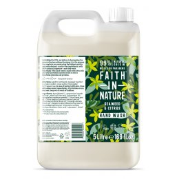 Faith in Nature Seaweed & Citrus Handwash - 5L