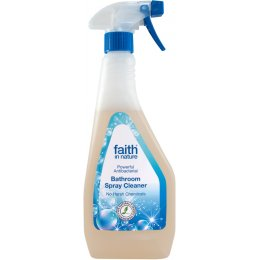 Faith In Nature Anti-Bacterial Bathroom Cleaner 500ml