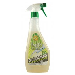 Faith In Nature Anti-Bacterial Multi-Surface Cleaner 500ml