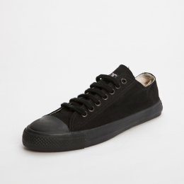 Ethletic Fairtrade Trainers - Black