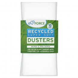 EcoForce Recycled Dusters - 10pk