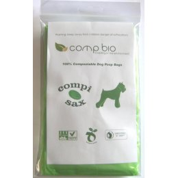 Compostable Dog Poo Bags - 50 Bags