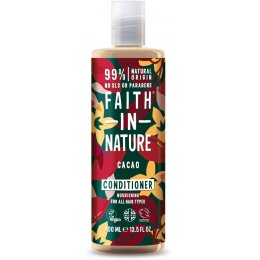 Faith In Nature Cacao Conditioner - 400ml