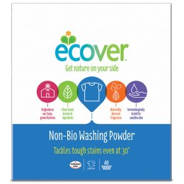 Ecover Washing Powder - Non bio conc - 3kg