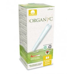 Organyc Regular App Tampons - Pack of 16