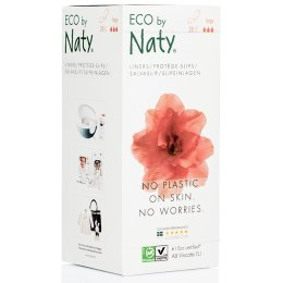 Eco by Naty Panty Liners - Large - Pack of 28