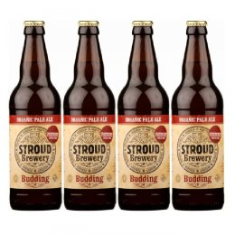 Case of 24 Organic Stroud Budding Pale Ale