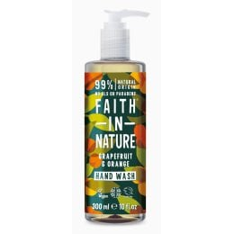 Faith In Nature Grapefruit & Orange Hand Wash - 300ml
