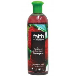 Faith In Nature Raspberry & Cranberry Shampoo - 400ml
