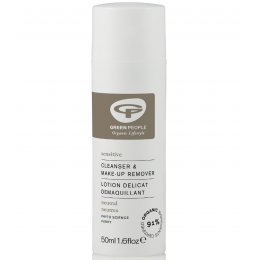 Green People Neutral Scent Free Cleanser 50ml