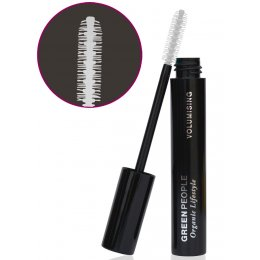 Green People Volumising Mascara - Black