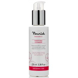 Nourish Radiance Purifying Rose Cleanser 100ml
