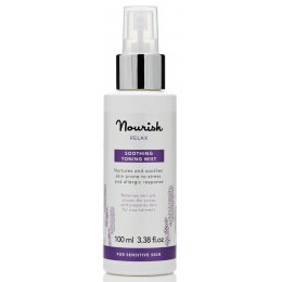 Nourish Relax Soothing Lavender Toning Mist 100ml