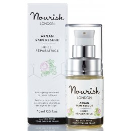 Nourish London Argan Skin Rescue 15ml
