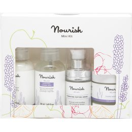 Nourish Relax Softening Starter Collection - Lavender