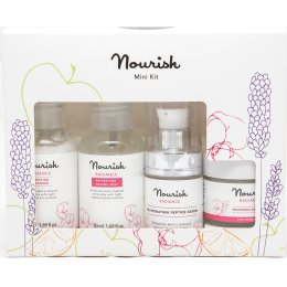 Nourish Radiance Purifying Rose Starter Collection