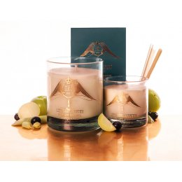 M&J London Left Bank Martini Soy Candle - Large