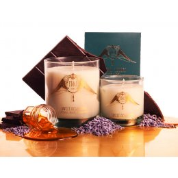 M&J London Sweet Beginnings Soy Candle - Large