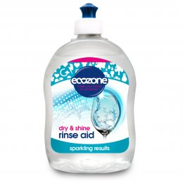 Ecozone Dishwasher Rinse Aid - 500ml