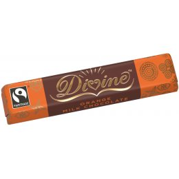 Divine Orange Milk Chocolate - 40g