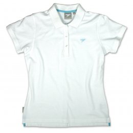 Silverstick Womens Organic Cotton Earhart Polo Shirt