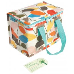 Recycled Lunch Bag Vintage Ivy