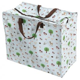 Recycled Jumbo Bag Woodland